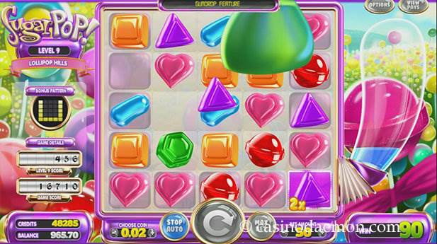 SugarPop Spielautomat screenshot 1