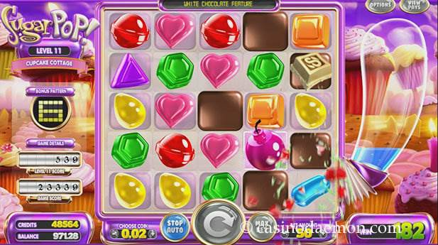 SugarPop Spielautomat screenshot 2