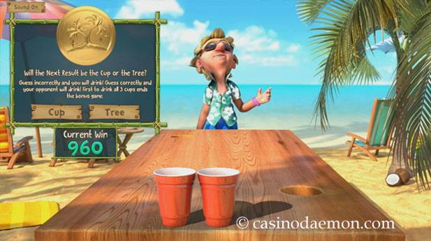 The Tipsy Tourist slot screenshot 3