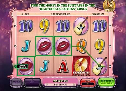 Dolly slot screenshot 2