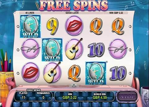 Dolly slot screenshot 3
