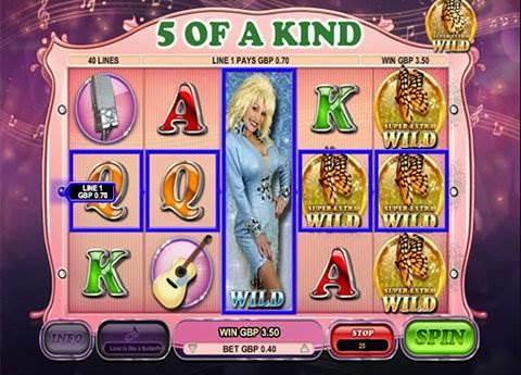 Dolly slot screenshot 4