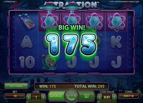 Attraction slot screenshot 3