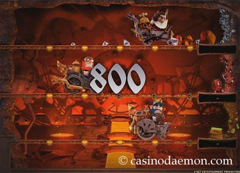 Boom Brothers slot screenshot 3