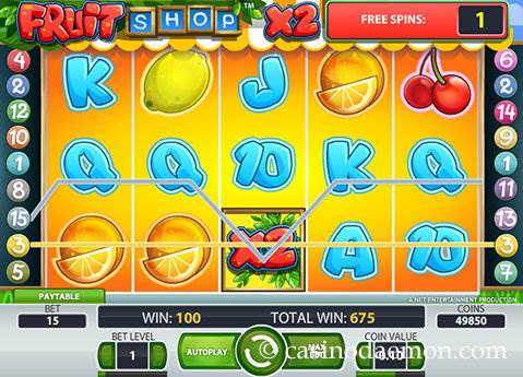 Fruit Shop slot screenshot 3