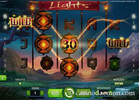 Lights Spielautomat screenshot 1