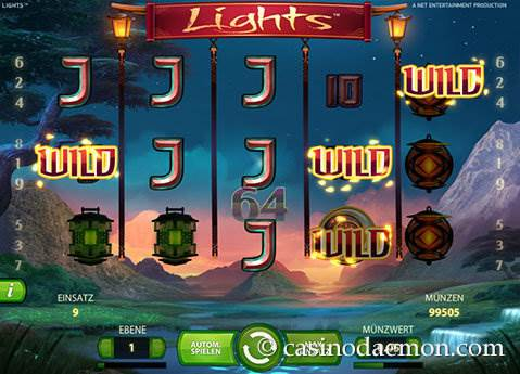 Lights Spielautomat screenshot 3