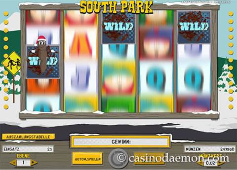 South Park Spielautomat screenshot 4