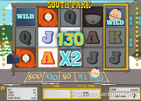 South Park slot screenshot 3