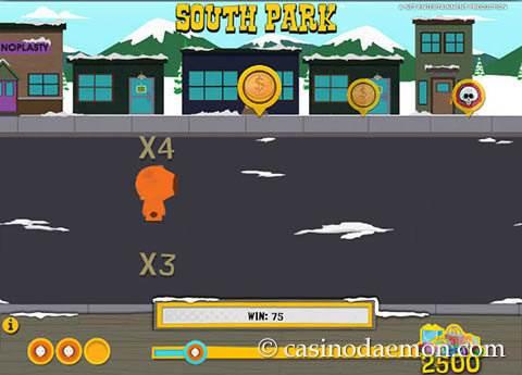 South Park slot screenshot 4