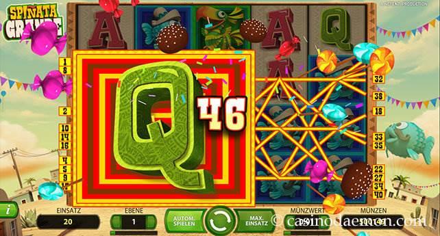 Spiñata Grande Spielautomat screenshot 1