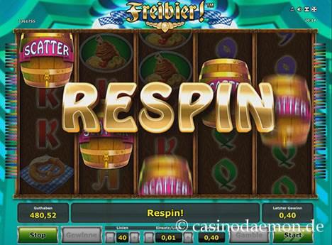 Freibier Spielautomat screenshot 1