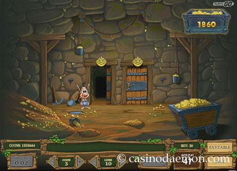 Hugo slot screenshot 3