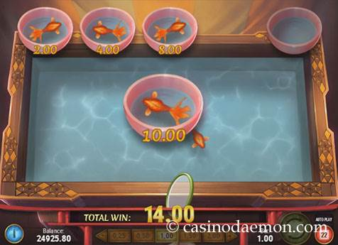 Matsuri slot screenshot 3