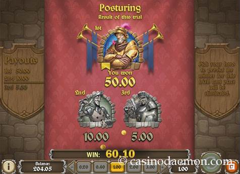 Prissy Princess slot screenshot 3
