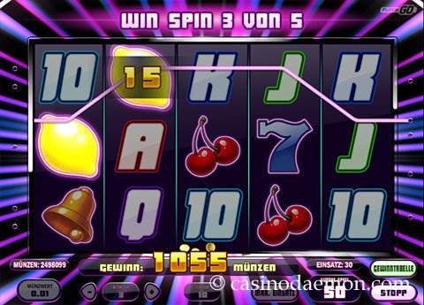 Spin Party Spielautomat screenshot 1