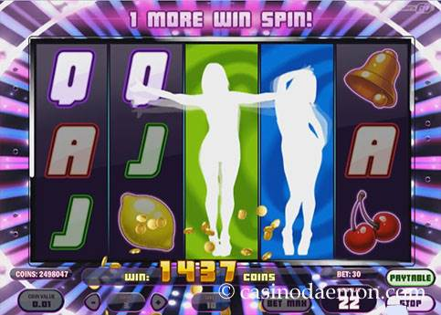 Spin Party slot screenshot 2