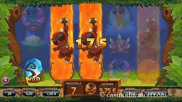 Chibeasties Spielautomat screenshot 3