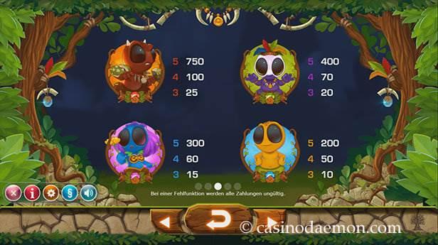 Chibeasties Spielautomat screenshot 4