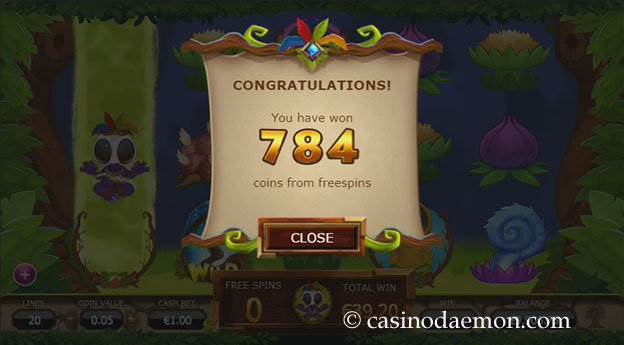 Chibeasties slot screenshot 3