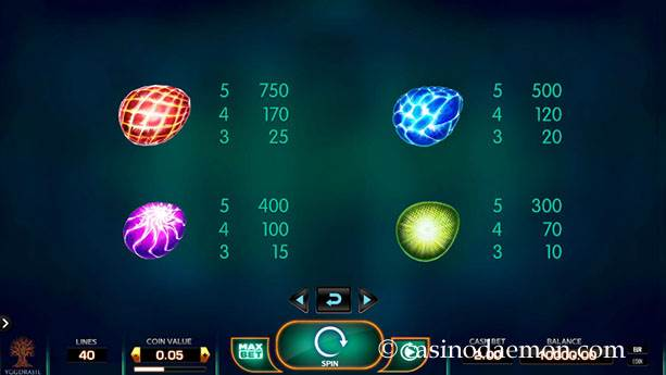 Draglings slot screenshot 4