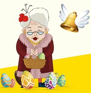 Yggdrasil Easter